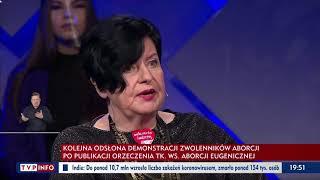TVPis: Zwolennicy Hołowni niszczą kościoły i chcą zabijać dzieci