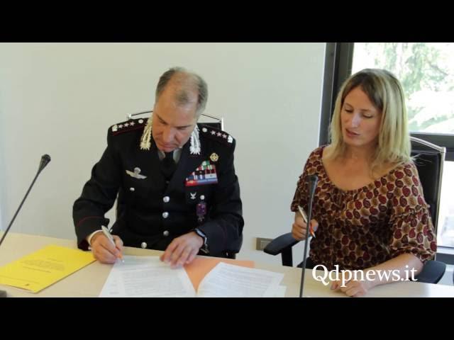 firmato il protocollo di consultazione anagrafe informatizzata