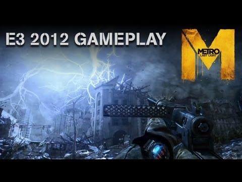 Metro: Last Light Gets Extended Gameplay Video