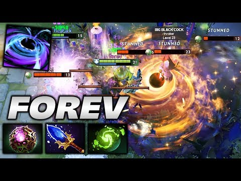 FOREV ENIGMA PRO MOVES - Dota 2 Highlights TV