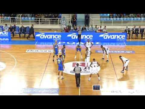 Basket League 2019-2020: ΚΟΛΟΣΣΟΣ – ΠΕΡΙΣΤΕΡΙ | 21/12/2019 | ΕΡΤ