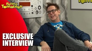 Who Does James Gunn Fantasize About Killing? - Exclusive 'The Belko Experiment' Interview (2017) During the Toronto International Film Festival, RT Senior Ed...