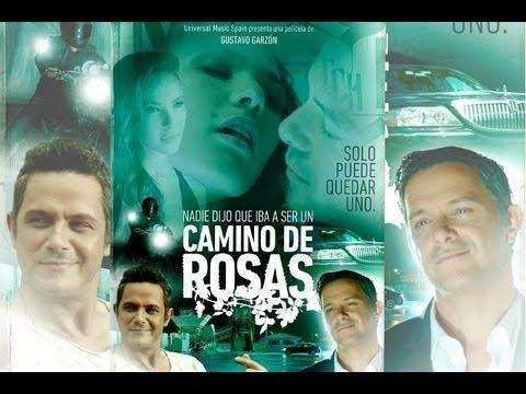 Alejandro Sanz recorre un 'camino de rosas' de cine