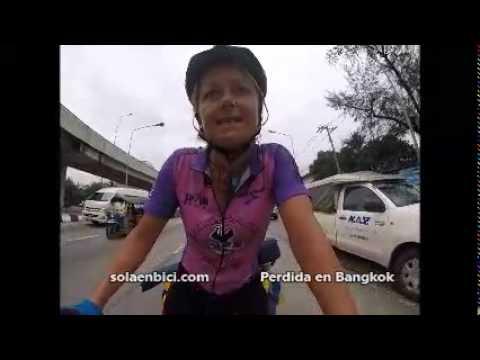 BANGKOK, TAILANDIA. Perdida como un Pulpo en un Garaje