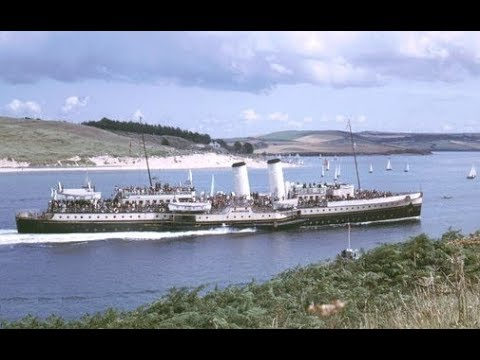 Paddle Steamer Bristol Queen