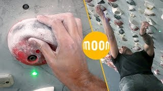 How to climb a MoonBoard Problem: For Beginner Climbers ( Analysis ) by  rockentry