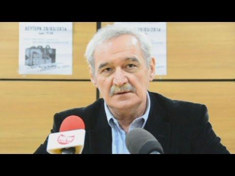 Ομιλία του Ν. Χουντή για το προσφυγικό στο Ναύπλιο