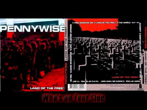 Pennywise - Land of the Free [ FULL ALBUM ]