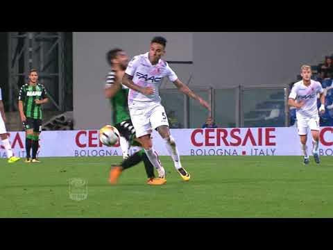 Sassuolo-Bologna 0-1 Highlights 2017/18