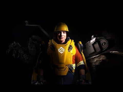 Sacros, Guardian XO Max, exoskelet