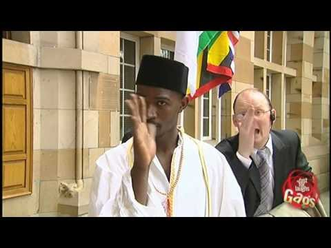 African Embassy Taxi Prank 