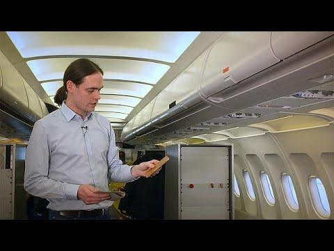 Νέα οικολογικά υλικά στην κατασκευή αεροσκαφών