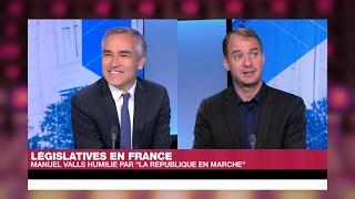 """Video Législatives en France : Valls humilié par """"La République en marche"""" MP3, 3GP, MP4, WEBM, AVI, FLV September 2017"""