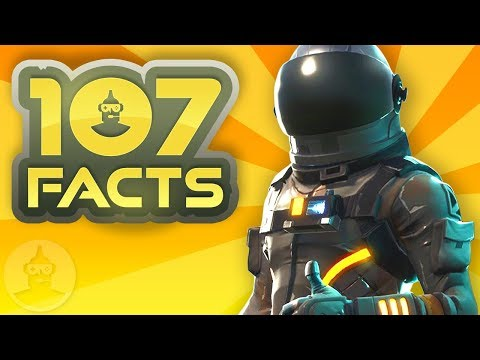 107 Fortnite Battle Royale Facts YOU Should Know!  | The Leaderboard