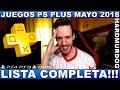 juegos Ps Plus Mayo 2018 Hardmurdog Noticias Ps4 Ps3 Ps