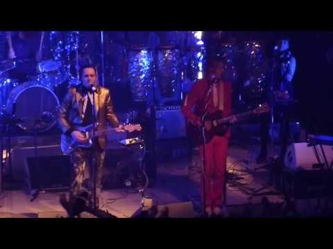 The Reflektors (aka Arcade Fire) - We Exist - Roundhouse, London, 12 November 2013