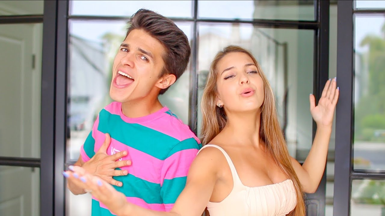 SONGS IN REAL LIFE (MY LITTLE SISTER'S FIRST BOYFRIEND) | Brent Rivera - YouTube