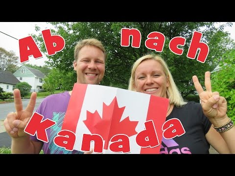 Kanada: AB NACH KANADA | Einreise & Erste Eindrücke V ...