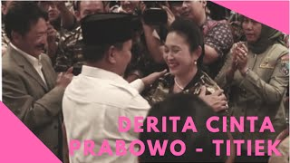 Video Derita Cinta Sejati Prabowo - Titiek MP3, 3GP, MP4, WEBM, AVI, FLV April 2019