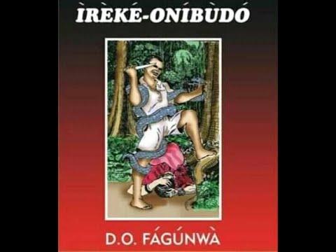 Ireke Onibudo ori kinni lati owo D. O Fagunwa [literature Yoruba]