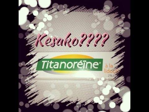 Comment appliquer pommade titanoreine ? La réponse est sur