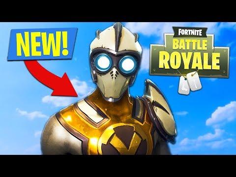NEW SUPERHERO in FORTNITE!! (Fortnite Battle Royale) (видео)