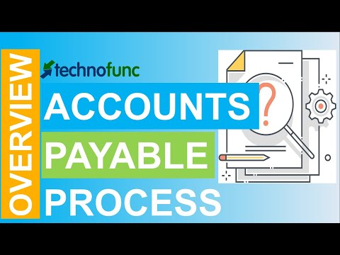Introduction to Accounts Payable - TechnoFunc