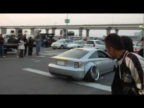 New Japanese Car Trend: Massive Rims... Little Tires picture