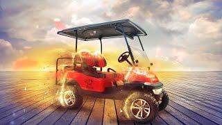8. Review Yamaha vs. Club Car vs. EZ-GO Gas & Electric Golf Carts in Omaha, Blair NE - YouTube.com