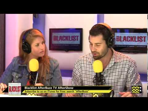 """The Blacklist After Show Season 1 Episode 8 """"General Ludd"""" 