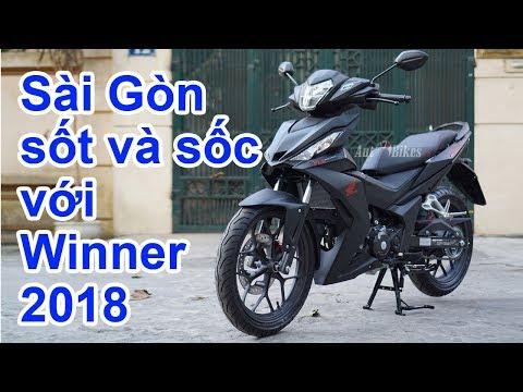 Sài Gòn sốt và sốc với Honda Winner 2018 - Thời lượng: 4:09.