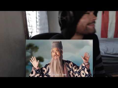 Eastern Philosophers vs Western Philosophers. Epic Rap Battles of History Season 4. REACTION!!!