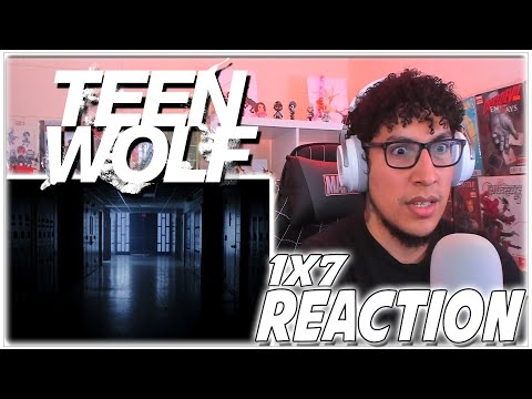 BEST EPISODE SO FAR! | Teen Wolf 1x7 REACTION | Season 1 Episode 7