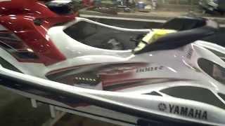 3. LOT 1820A 2004 Yamaha GP800R GPR 800 Tear Down Waverunner