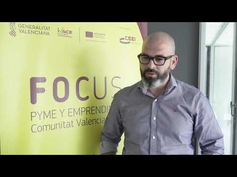 Entrevista a Sergio Bautista en Focus Pyme y Emprendimiento Llíria 2019[;;;][;;;]