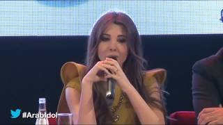Arab Idol - !إذا لم نختر نانسي فمن نختار