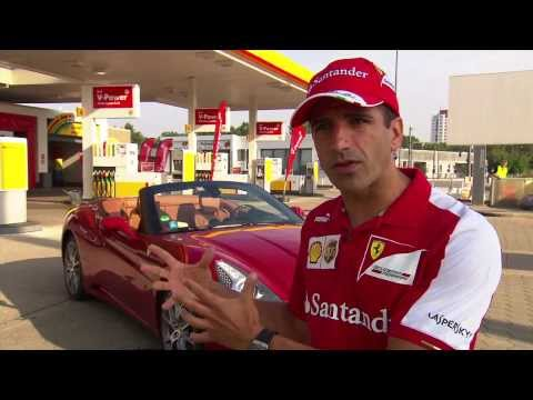 Shell V-Power Fuels: journey from lab to track