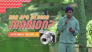 Video Ada Apa Dengan Marion? |  Episode 3 - Giveaway Nikon J5 MP3, 3GP, MP4, WEBM, AVI, FLV Juni 2018