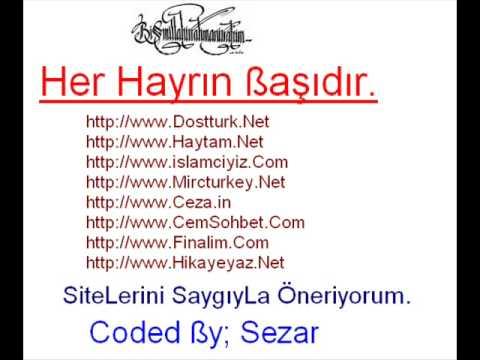İsmail Beyhan – Ya Rasulallah Efendim Sözleri