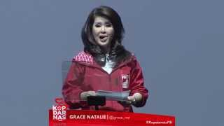 Video Pesan Solidaritas Ketua Umum PSI Grace Natalie - Kopdarnas PSI MP3, 3GP, MP4, WEBM, AVI, FLV Maret 2019