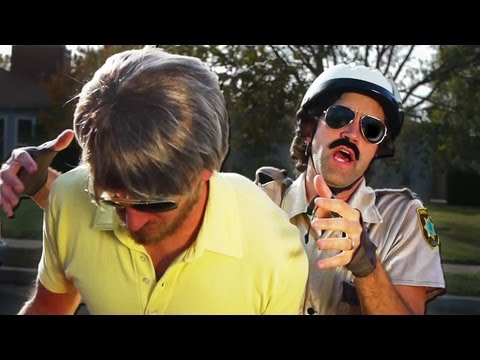 Rhett And Link - Caption Fail - Police Brutality