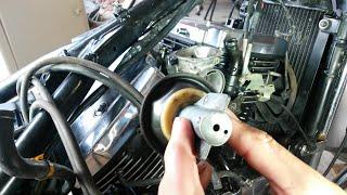 6. Kawasaki Vulcan 800 ~Top Side Carburetor Performance Mods (VN800B/C/A/Classic/Drifter)