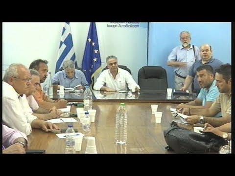 Συνάντηση Σκουρλέτη ΠΟΕ-ΟΤΑ