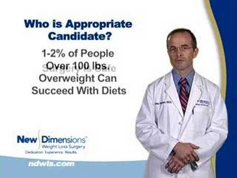 Dr Pilcher – New Dimensions Weight Loss Surgery PART 1 of 2