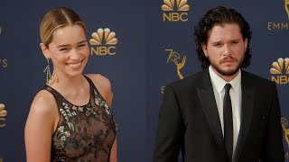 Emmy Stars Discover Their Game of Thrones Name by POPSUGAR Girls' Guide