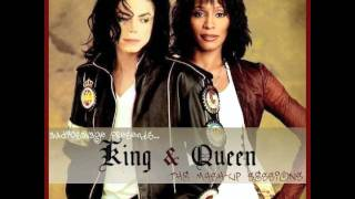 Michael Jackson & Whitney Houston - Hold My Love (feat. Akon) (AudioSavage Mashup) - YouTube