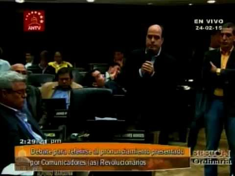 "Julio Borges: ""La gran ruta es el voto para ganar la Asamblea Nacional"""