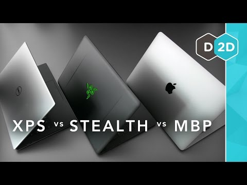 , title : 'MacBook Pro vs XPS 13 vs Razer Blade Stealth - Which is the Best Laptop?'