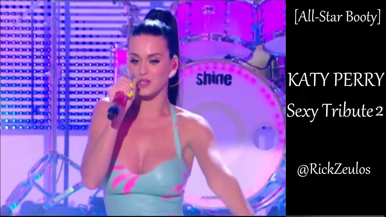 [All-Star Booty] KATY PERRY Sexy Tribute 2 (1080p)