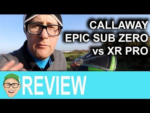 Callaway Epic Sub Zero v XR Pro